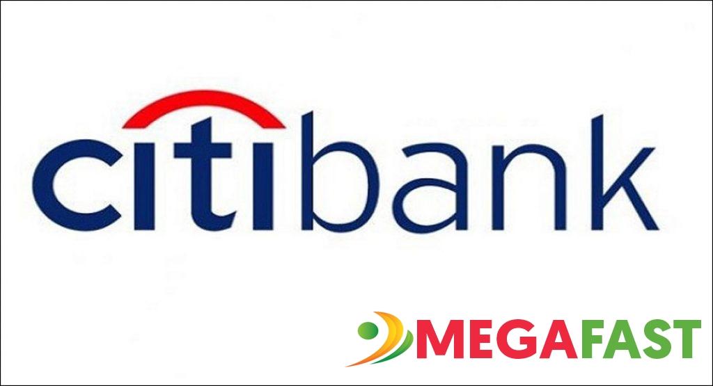 Thông tin chi tiết về ngân hàng Citibank - Megafast – Hệ thống so sánh và thông tin tài chính